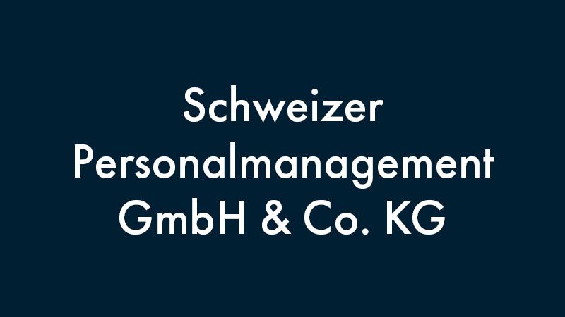 Schweizer Personalmanagement GmbH & Co. KG
