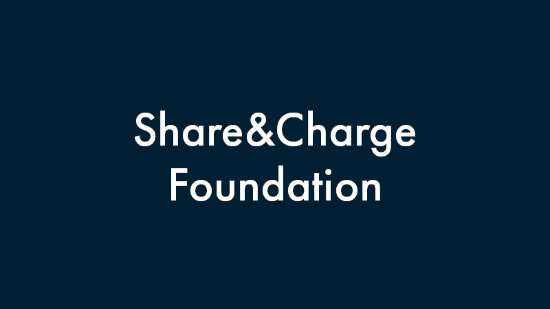 Share&Charge Foundation