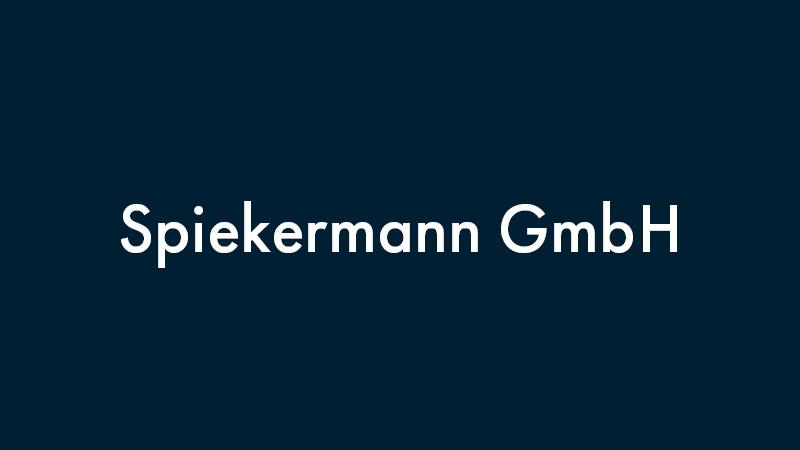 Spiekermann GmbH
