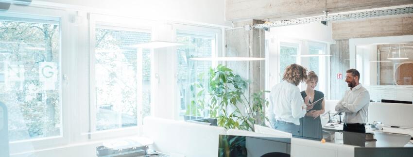 Coworking als Alternative zum Home-Office