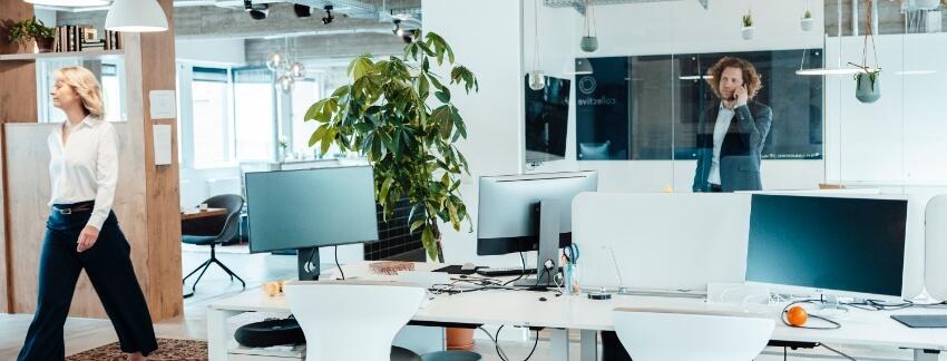 Home-Office vs Coworking in guter Gesellschaft